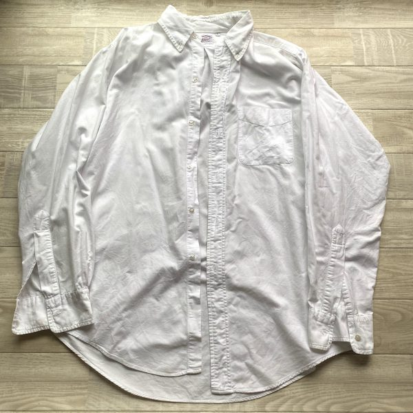 baggy BDシャツ 6ボタン